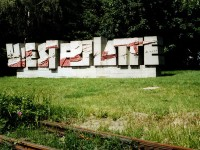 Westerplatte monument in Gdansk, Poland