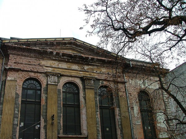 White Stork Synagogue in Wroclaw