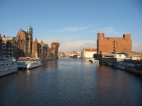 Visiting the Polish city of Gdansk