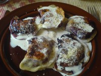 Famous Polish desserts: the Szarlotka and the Pierogi