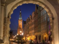 Architectural tourist attractions in Gdansk