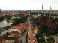 The history of Wroclaw