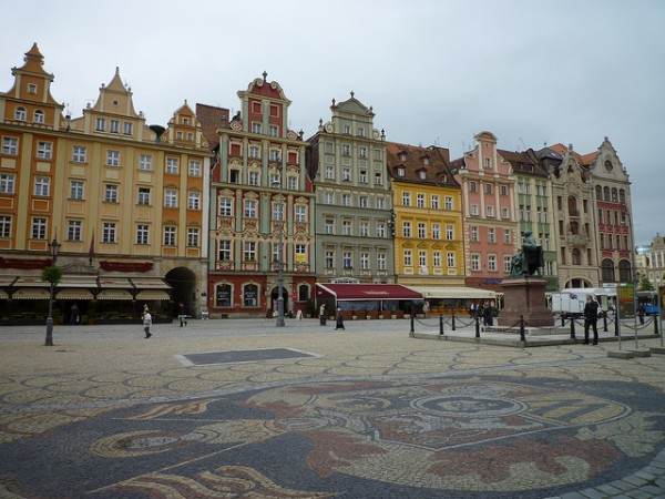 Wroclaw City Square