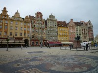 Top 5 architectural tourist attractions in Wroclaw