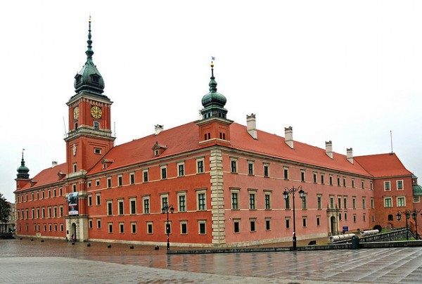 Royal Castle in Warsaw