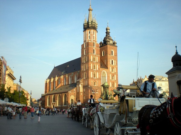 The city of Krakow