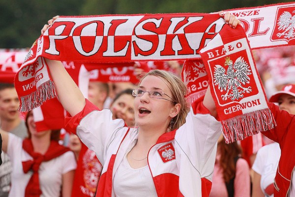 Euro 2012 Poland vs Russia