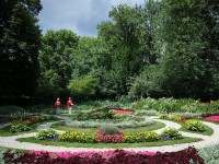 The Botanical Gardens in Warsaw