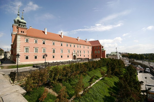 Royal Castle Museum in Warsaw