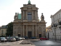Two Gothic Churches of Warsaw