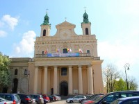 The Dominican Monastery Complex and the Cathedral of Lublin