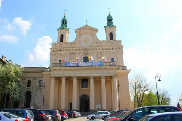 The Lublin Cathedral
