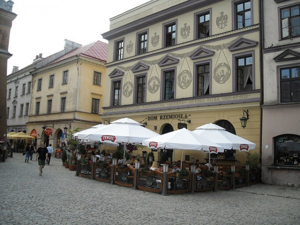 The Old Town of Lublin