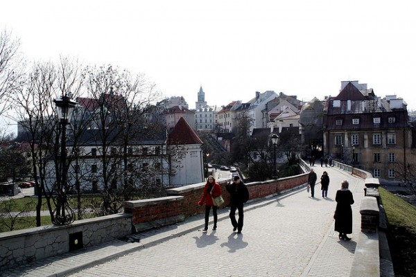 The city of Lublin