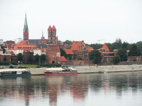 The attactions of the Old Town in Torun