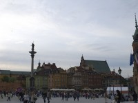 The Old Town in Warsaw