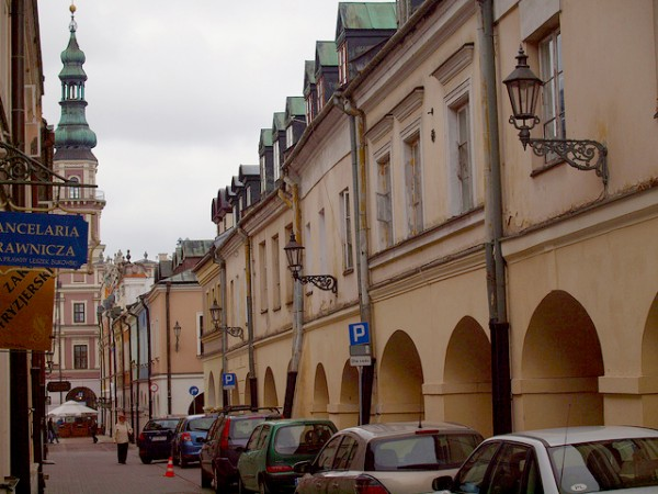 The Old City of Zamosc