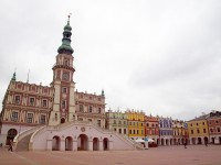 Tourist guide to Zamosc