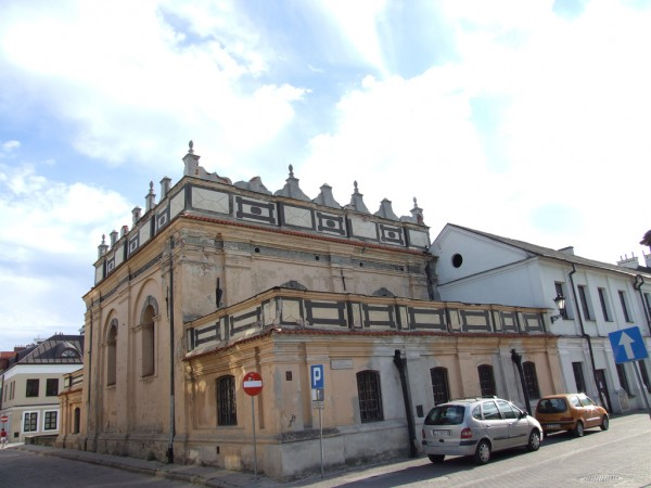 The Zamosc Synagogue