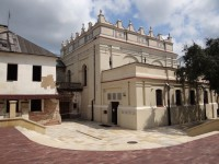 The Renaissance Synagogue and the Zamosc Museum