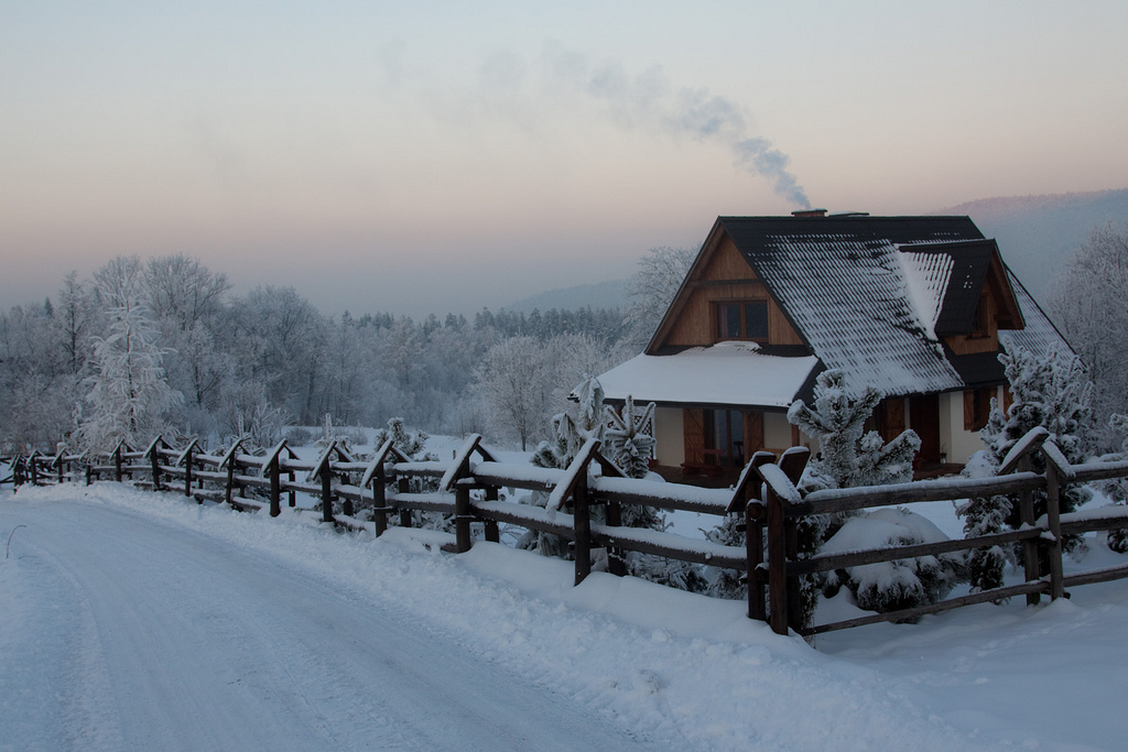Winter Vacation In Poland