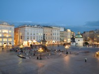 The Main Square of Krakow