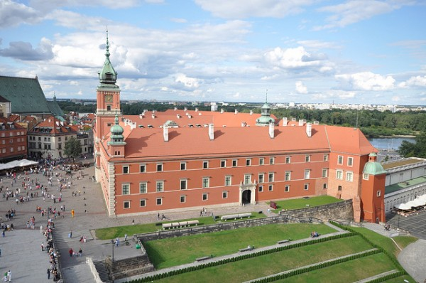 The Royal Castle in Poland