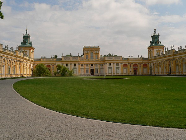 The Wilanow Palace