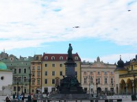 Aeroflot flight from New York to Krakow from $805
