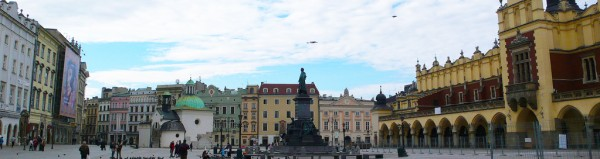 View of Krakow