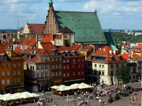 United Airlines flight from San Francisco to Warsaw from $897