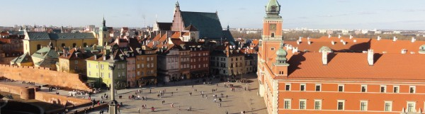 Lufthansa flight from New York to Warsaw from $761